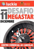 Desafio Megastar - Solpark As Cancelas